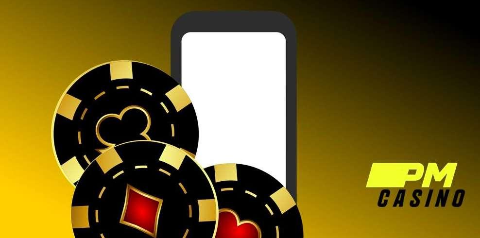 Mobile version PariMatch casino