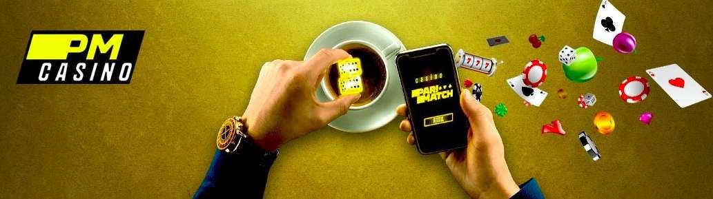 Mobile App for PariMatch